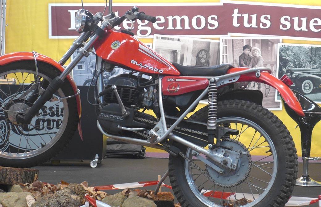 Motos y mas motos..... en Retromoto